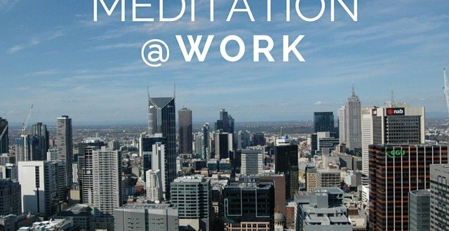 Onsite Corporate Meditation Classes