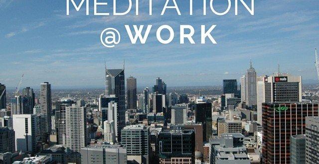 Onsite Corporate Meditation Classes