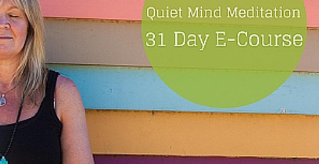 Quiet Mind 31Day Meditation eCourse