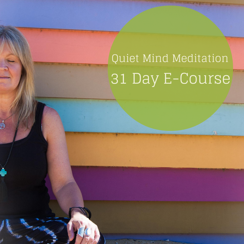 QuietMind meditation ecourse