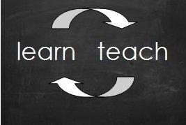 Learn Teach Learn Teach