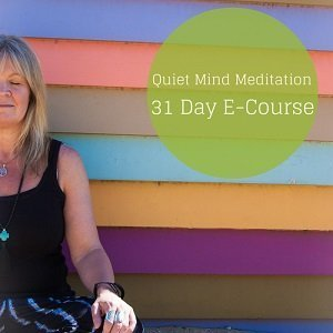 Quiet Mind Meditation eCourse