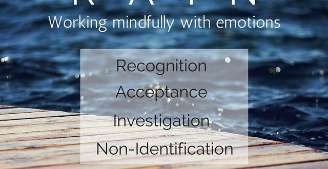 RAIN Emotions Meditation