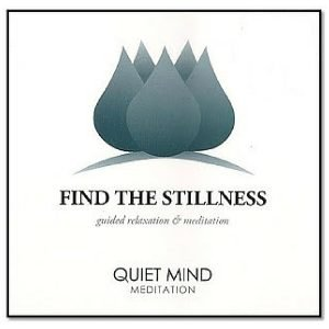 QM Find The Stillness CD