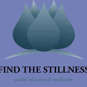 Find The Stillness Meditation CD