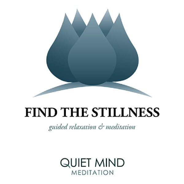 CD Find The Stillness guided meditation