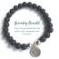 Grounding Meditation Bracelet Intention