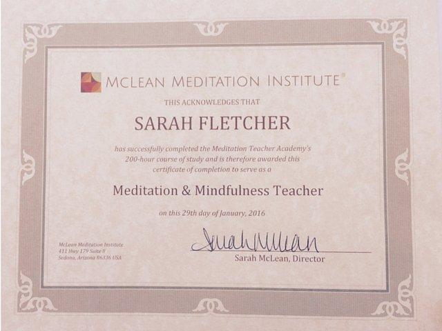 Meditation Mindfulness Teacher Quiet Mind Meditation
