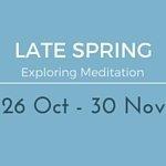 Exploring Meditation Spring Frankston'