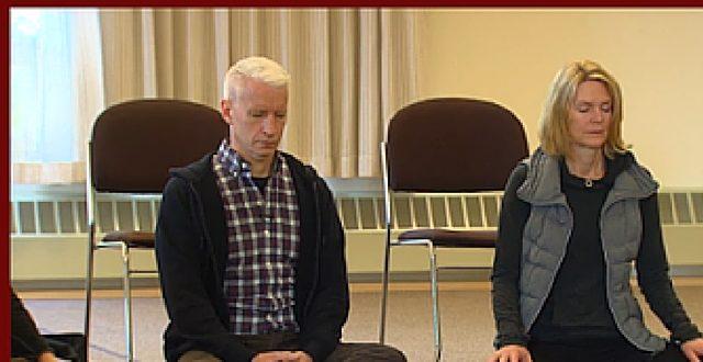 CBS Sixty Minutes Mindfulness Video