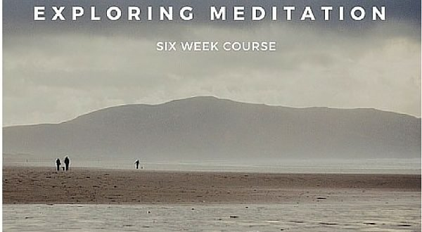 Exploring Meditation Course