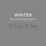 Winter Brighton Meditation Class