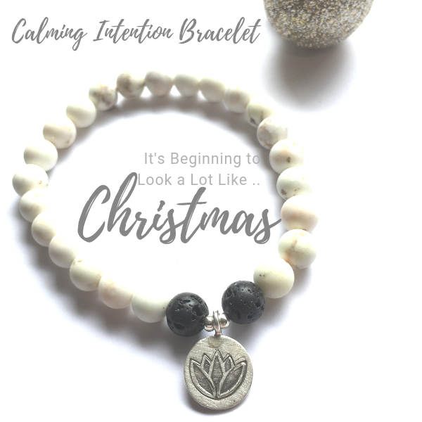 Calming Intention Bracelet