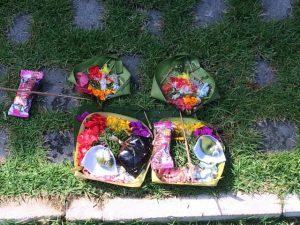 Offerings Bali Canang Sari