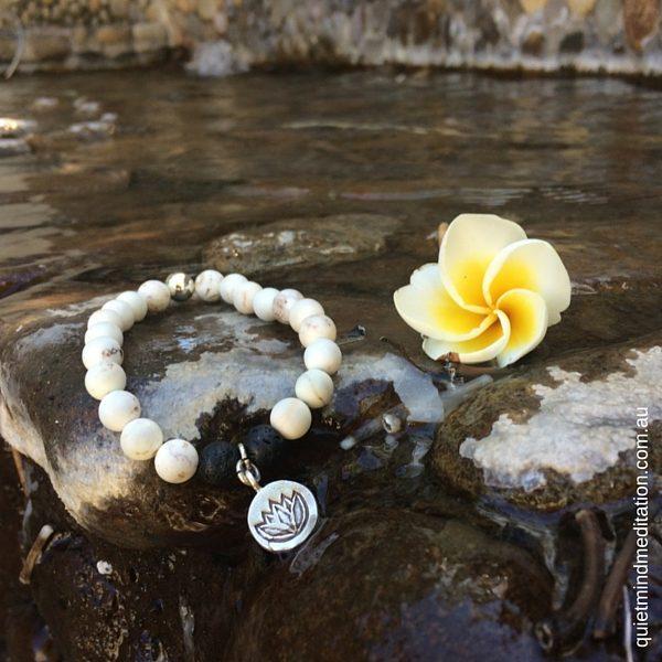 Meditation Intention Bracelet Hoplite