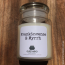 Meditation candle frankincense and myrrh
