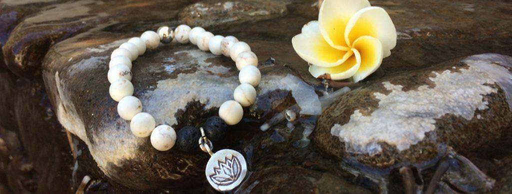 Meditation Intention Bracelet