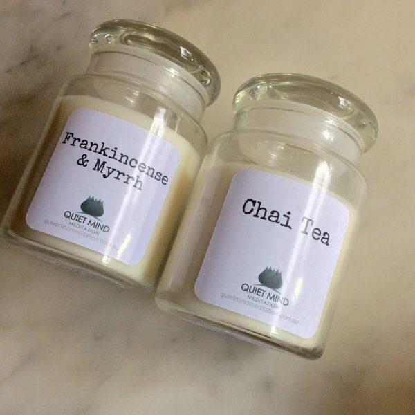 candles trataka