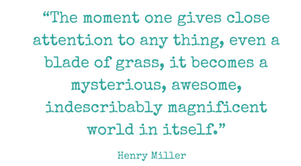 Inspirational Quote Henry Miller