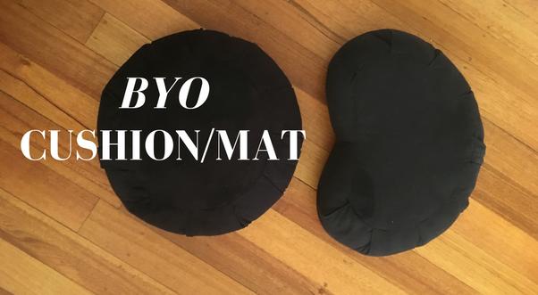 BYO Cushion Meditation