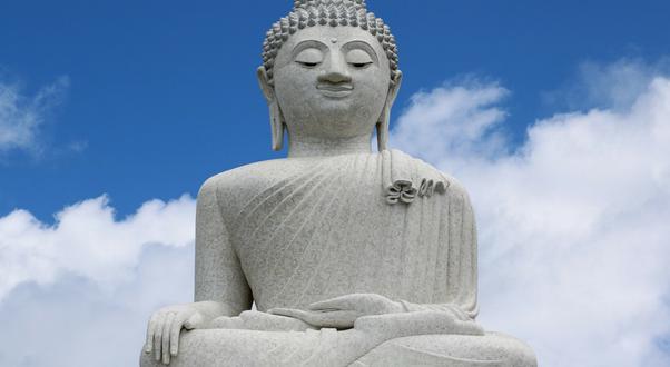 Mudra Meditation Buddha