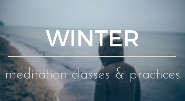 Winter Meditation Rituals
