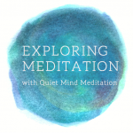 Exploring Meditation Logo