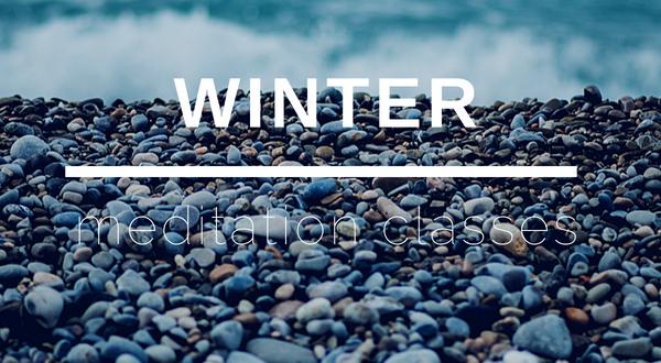 Winter meditation classes