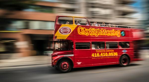 App Bus Meditation Journey