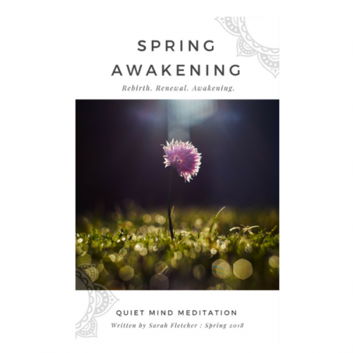 Spring Awakening Seasonal eBook