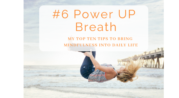 power up meditation