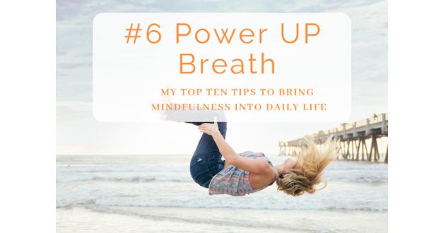 power up meditation
