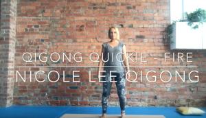 Qigong Nicole Lee