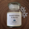 candle frankincense and myrrh