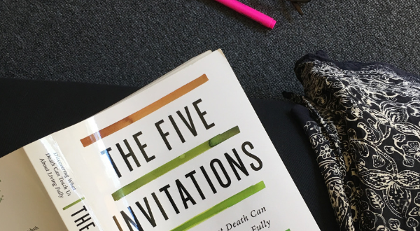 Reading Five Invitations