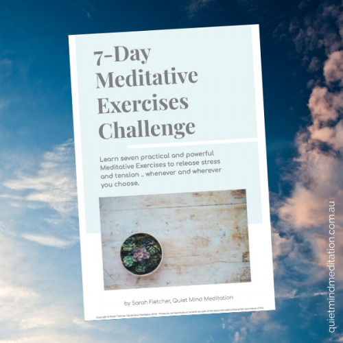 Meditative Exercises Challenge