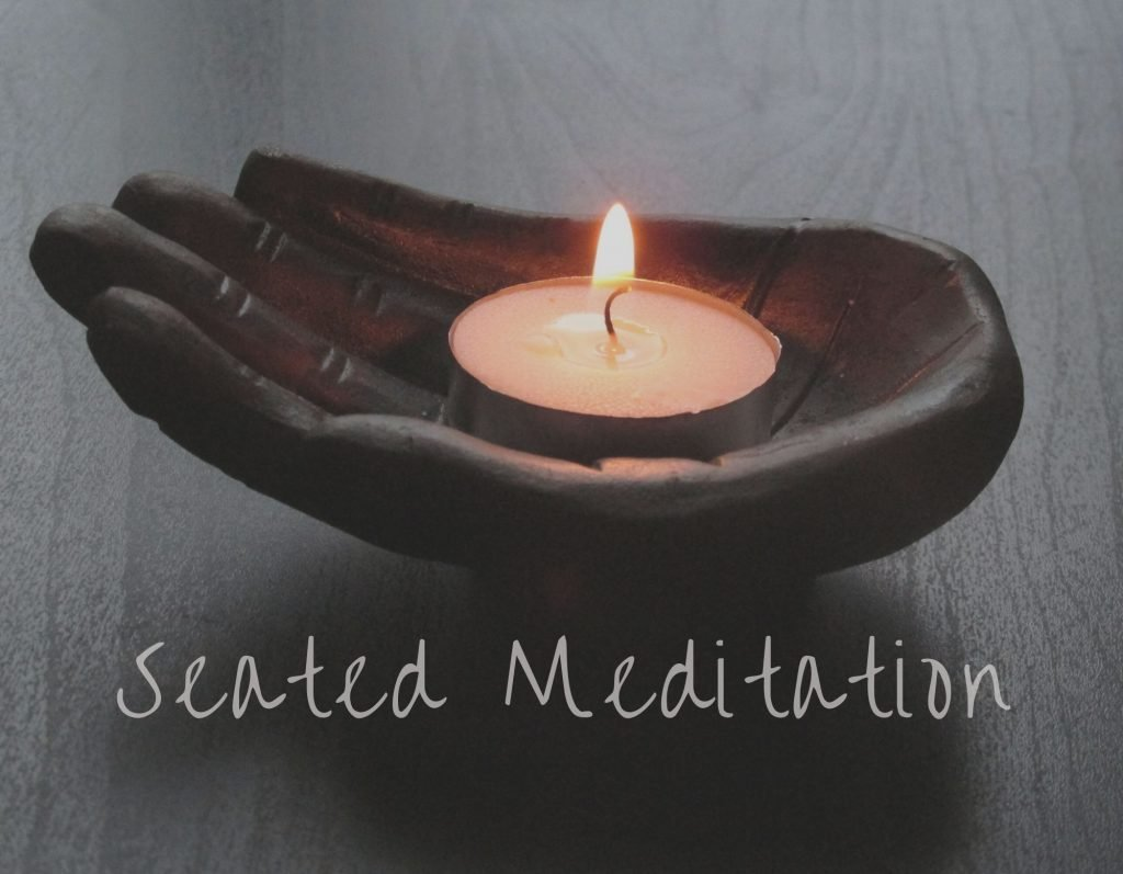 Seasonal Lounge Seated Meditation