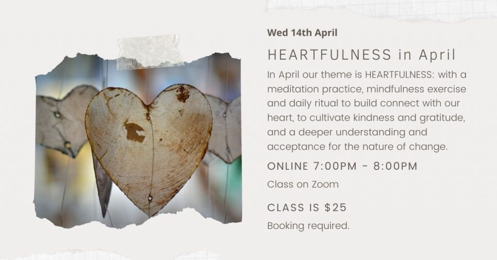 April is Heartfulness